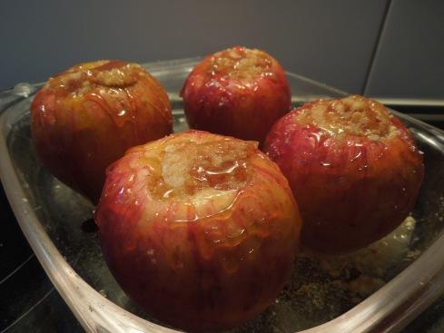 Amaretti-Äpfel