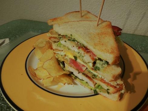 The Ultimate Club Sandwich