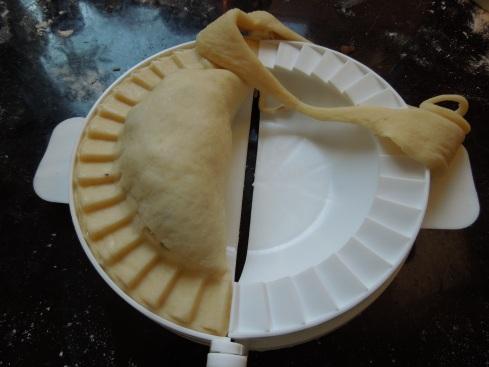Dank dem Empanada-Maker