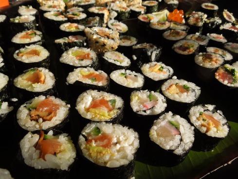 Zürisee-Sushi