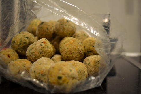 Bag of Falafels