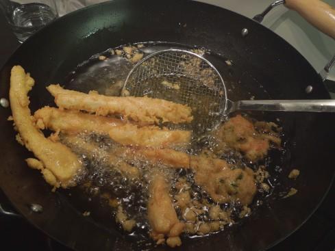 Fry fry Baby